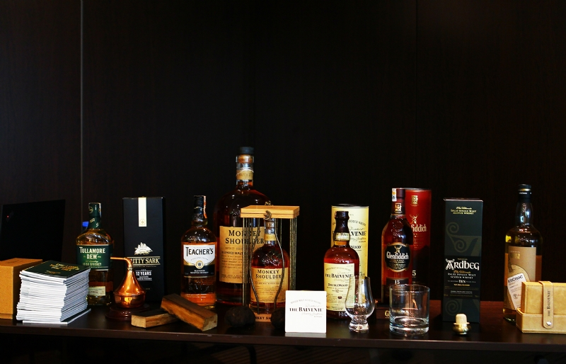 14 Ağustos Merhaba Viski Atölyesi