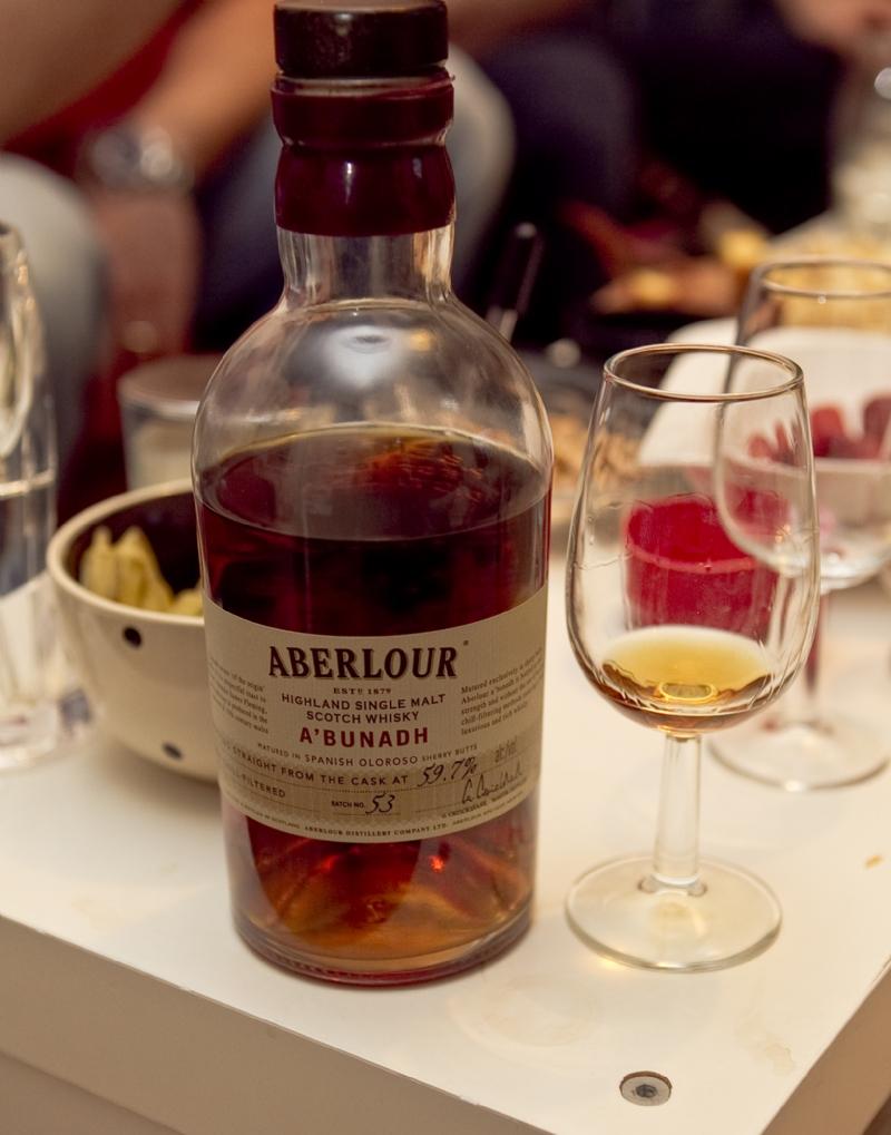 Aberlour A Bunadh Tadım Notları