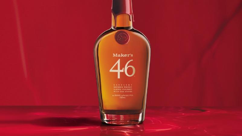 Bir Burbon Viskiye Fransız Dokunuşu: Maker's 46