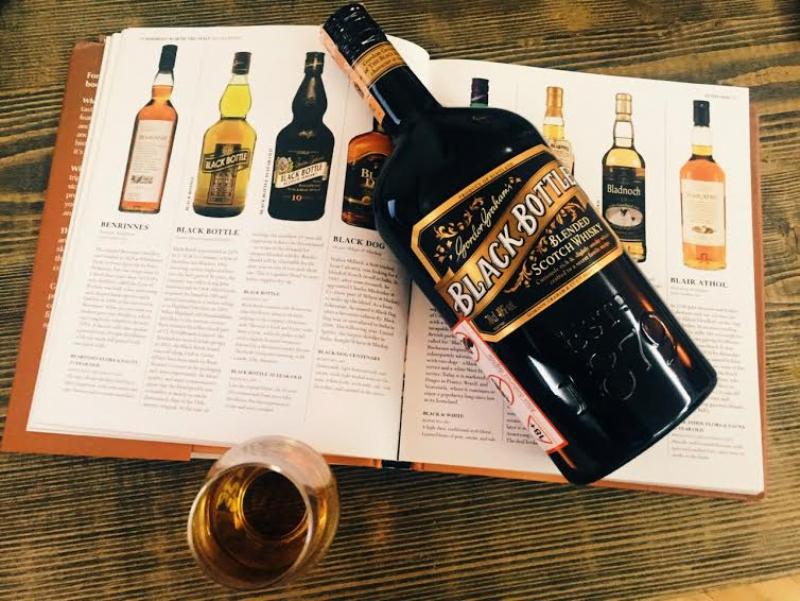 Black Bottle: Geçmişin Gölgeleri Kısalırmış