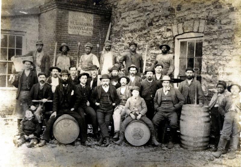 Bourbon Viski İsmini Bakın Nereden Alıyor