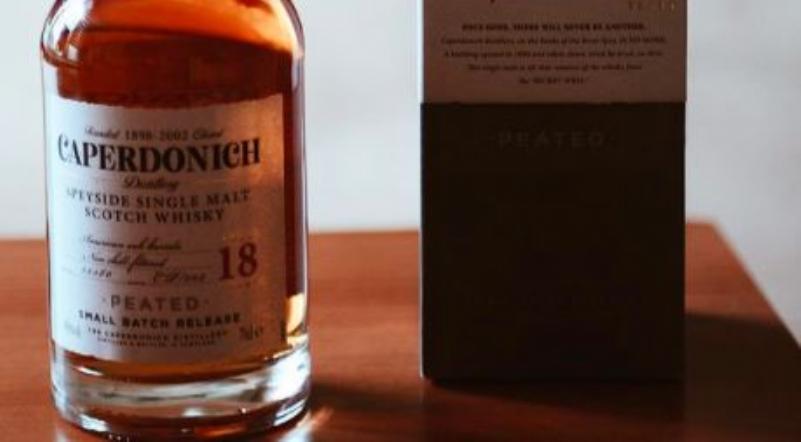 Caperdonich 18 Single Malt İskoç Viskisi