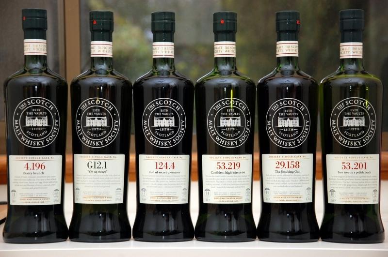 Haki Yeşili Şişelerin Tuhaf Hikayesi: The Scotch Malt Whisky Society SMWS