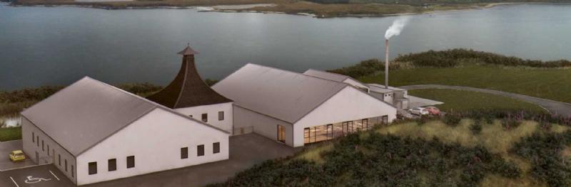 Islay Adası'nda Yeni Damıtımevi Ardanhoe