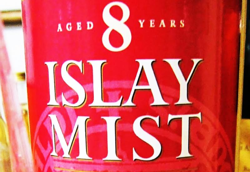 Islay Mist 8 Tadım Notları