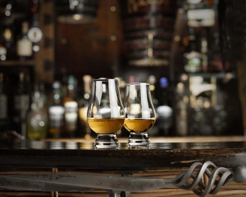 Lale Şeklindeki O Meşhur Viski Kadehinin Hikayesi: The Glencairn
