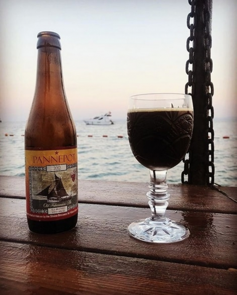 Pannepot 2012 Ale Bira Tadım Notları