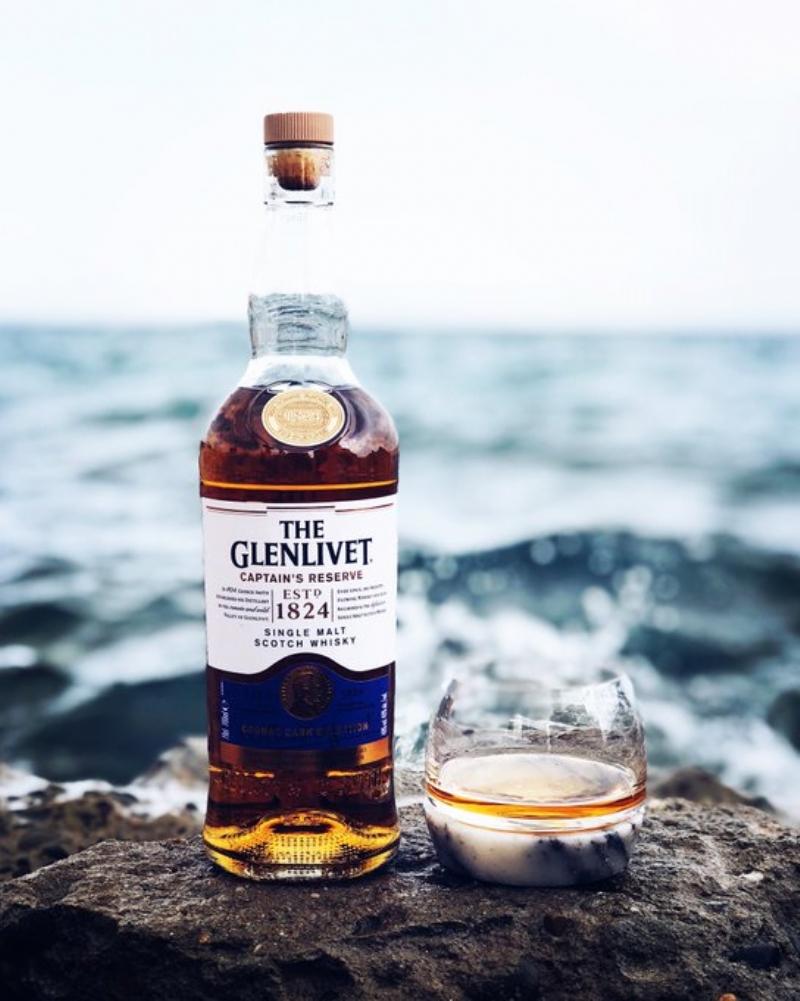 The Glenlivet Captain's Reserve Viski Tadım Notları
