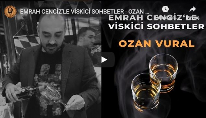 Viski Kültürü Üzerine Keyifli Bir Söyleşi Video